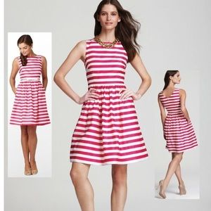 Lilly Pulitzer Eryn Azalea Striped Dress
